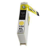 Neutral - kompatible Tintenpatrone passend für Lexmark 14N1071E 100XL Tintenpatrone gelb mit CHIP High-Capacity 600 Seiten für Lexmark Prestige Pro/Prospect ProTSW Qualitäts- Druckerpatrone (kompatibel).Kein Original des Drucker-Herstellers! - Passende Drucker: LEXMARK Pinnacle PRO 901/Platinum PRO 902/905/Prestige PRO 802/805, LEXMARK Pinnacle PRO 901/Platinum PRO 902/905/Prestige PRO 802/805, LEXMARK Prevail PRO 705/706/708/Prospect PRO 202/205/208, LEXMARK Prevail PRO 705/706/708/Prospect PRO